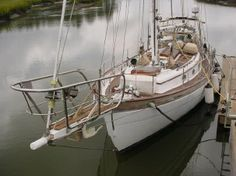 86.9K - 1985 Hans Christian 38 Tel Star Sail Boat For Sale - www.yachtworld.com