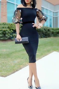 Mode Outfits, Fashion Outfits, Womens Fashion, Fashion Ideas, Fashion Clothes, Dress Fashion, Dress Outfits, Fashion Decor, Woman Outfits