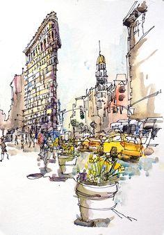 Back in New York, Part 5: Looking Up Suhita Shirodkar