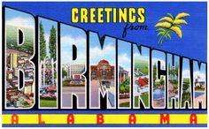 Birmingham, Alabama - Vereinigte Staaten von Amerika / United States of America / USA
