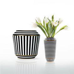 Sieger by Fürstenberg – Luna. Vases