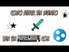 COMO JUGAR CON TUS AMiGOS EN MINECRAFT SIN SERVER MODO LAN Http - Minecraft lan spielen hamachi