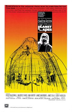 Planet Of The Apes (1968; Charlton Heston; Roddy McDowall)
