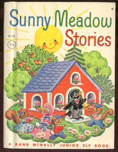 ''Sunny Meadow Stories'' Rand McNally 1963, ill. Helen Eagle | eBay