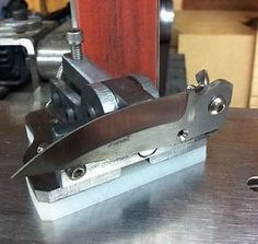 Resultado de imagen de Homemade Knife Grinding Jig