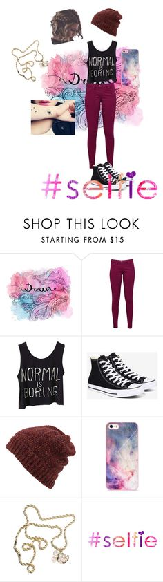 """""""Untitled #232"""" by maria-eugenia-i on Polyvore featuring beauty, Great Plains, Converse, Inverni and BlissfulCASE"""