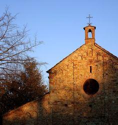 Romanic church of Santa Maria Assunta in Viguzzolo (AL) - Pieve romanica di Santa Maria Assunta a Viguzzolo (AL)  #romanico #tortona