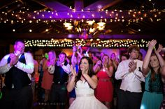 Orlando wedding ~ Soundwave, www.djsoundwave.net, at Dubsdread.  Photo by Kristen Weaver  #pinterest  #kristenweaver  #soundwave  #orlandowedding  #orlandodj  #orlandoweddingdj  #orlandoweddinglighting