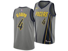 dc088d1bc Indiana Pacers VICTOR OLADIPO Nike 2018 NBA Men s City Swingman Jersey