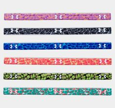 Girls' UA Graphic Mini Headbands | 1242179 | Under Armour US