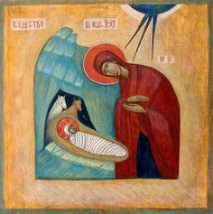 Natalya Rusetska - Nativity