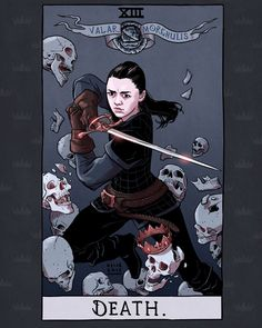 Post with 4692 votes and 149822 views. Tagged with game of thrones, tarot; Game of Thrones Tarot Cards Dessin Game Of Thrones, Game Of Thrones Cards, Game Of Thrones Images, Game Of Thrones Artwork, Game Of Thrones Funny, Game Thrones, Geeks, Familia Stark, Tarot Decks