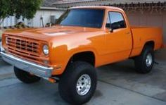 I Want This Truck!! 76' DODGE POWER WAGON. Big Trucks, Ford Trucks, Old Dodge Trucks, Diesel Trucks, Lifted Trucks, Pickup Trucks, Dodge Pickup, Rolling Coal, 4x4