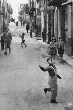 Enzo Sellerio – Montelepre, 1958