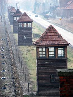 Auschwitz - Birkenau, concentration and extermination camps built and operated by the Third Reich in Polish areas annexed by Nazi Germany during World War II. From the 1942 Auschwitz became the largest site for the murder of Jews brought here under the Nazi plan for their extermination. More than 1,100,000 people lost their lives here.Many of those not killed in the gas chambers died of starvation, forced labor, infectious diseases, individual executions, and medical experiments.