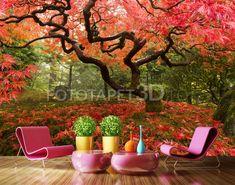 Tapet 3D personalizat la orice dimensiuni. Orice, Outdoor Furniture, Outdoor Decor, Plants, Home Decor, Photo Wallpaper, Garden Furniture Outlet, Planters, Home Interior Design