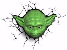 Lámpara Yoda Funny Light www.bodegademuebles.com