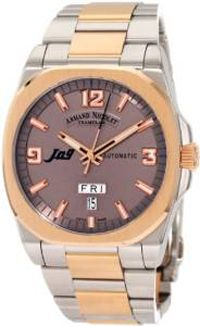 #Jewelry #MensWatches Armand Nicolet Classic Automatic Two-Toned Mens Watch