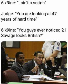 Znalezione obrazy dla zapytania: snitch nine meme