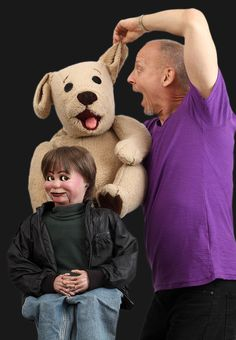 David Strassman and Ted. E. Bare love love love him!  http://puppet-master.com - THE VENTRILOQUIST ASSISTANT  Become a new legend of the ventriloquism world with minimal time waste!