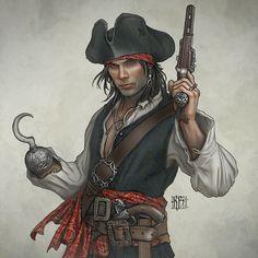 Pirates Age on Behance