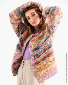 Models – JACKET · Lala Berlin Stripy – LANA GROSSA