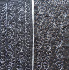 feather design