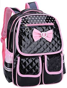 fe9aaf1d3c58 Best Seller Gazigo Reflective Girls Cute School Backpack PU Leather Kids  Bookbag Satchel online
