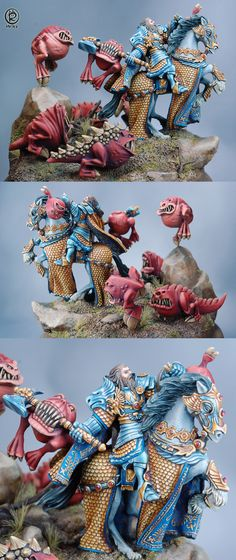 Valten and the Squig Attack
