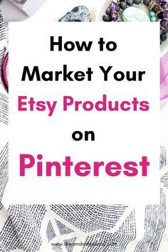 Learn Etsy marketing using Pinterest to increase sales! Here's how to sell more art on Etsy by using Pinterest. Get all my Pinterest marketing strategies for Etsy revealed. #etsyselling #etsy #makemoneyonline #artmarketing #creativeentreprenuer #pinteresttipsforetsy