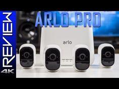 Netgear Arlo Pro Review  Best Wireless Security Camera System #wirelesshomesecuritysystem #besthomesecuritysystem