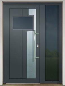 GAVA 454b RAL 7016 vchodové dvere