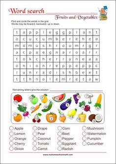 Free Printable Activities for Preschool and Kindergarten - learning letters, numbers, colors, shapes and more. English Activities For Kids, Learning English For Kids, English Teaching Materials, English Worksheets For Kids, Kids English, English Lessons, Learn English, Printable Preschool Worksheets, Vocabulary Worksheets