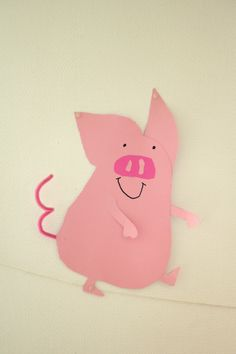 Tinker pig for kids for teenagers for teens to make crafts Diy Crafts To Do, Crafts For Teens, Pig Crafts, Woodland Party, Mason Jar Crafts, Thanksgiving Crafts, Easy Paintings, Christmas And New Year, Art For Kids