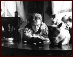 James Dean ve Kedisi