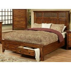 Bon Our Marissa Cherry Furniture Collection Is Made Of Solid Cherry Wood With A  Hand Rubbed