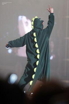 Hamsters Tag 15: DinoChen dancing ❤️ #exo #exochen
