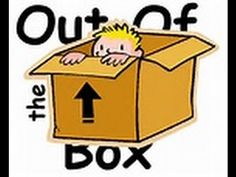 Break Out of The BOX !