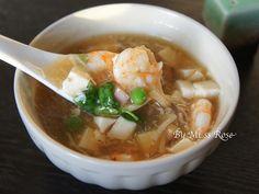 用料澎湃且做法簡單的什錦豆腐羹,作為年菜或宴客菜的湯品都很適合!