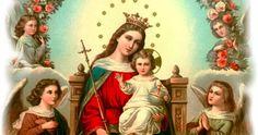 1 października rozpoczęliśmy miesiąc nabożeństwa Różańcowego, dlatego prezentujemy piękną pieśń religijną Zawitaj Królowo Różańca Świętego.