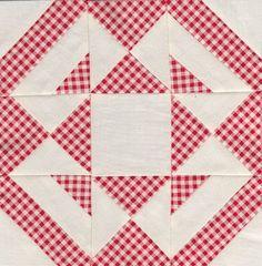 Triângulos cortados com régua