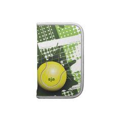 Tennis Design Organizer/Planner