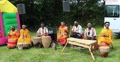 African Odyssey provides entertainment and performances accompanied with a creative blend of live African and Western instruments for Themed Events, Weddings, Corporate, Charity events, Concerts, Carnivals, Private Parties, Festivals and other occasions.