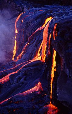 "Kilauea volcano on the ""Big Island"" of Hawaii, Jeffrey Brown"