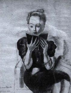 ilustración de Hermine David