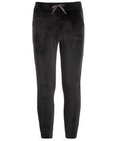8b395b56becb8 Ideology Little Girls Tuxedo-Stripe Velour Pants, Created for Macy's -  Black 5