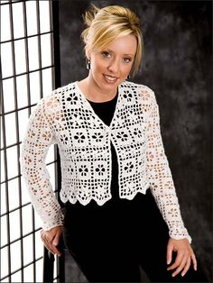 Casual to Classic Fashions to Crochet