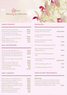 Hand Therapy, Ohana, Massage, Manicure, Wellness, City, Beauty, Nail Bar, Beleza