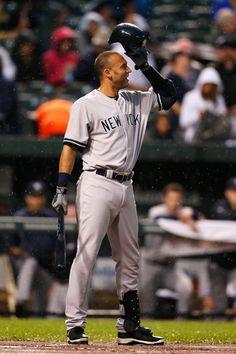 Derek Jeter Photo - New York Yankees v Baltimore Orioles