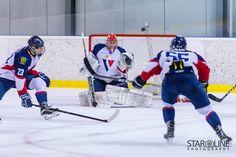 Hokejový zápas juniorov medzi HC Slovan Bratislava a MMHK Nitra